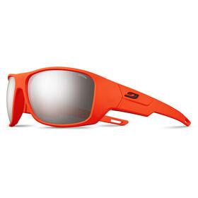 Julbo Rookie 2 Brille Kinder orange fluo/smoke silver flash